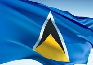 St. Lucian Flag