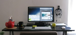 Some Experts Say That Your Workspace Can Make Or Break You Productivity Wise