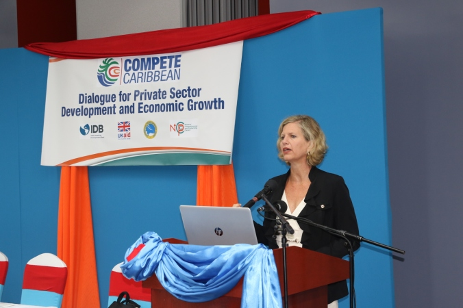 Dr. Sylvia Dohnert of Compete Caribbean.JPG