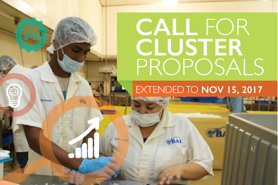Call for Cluster Proposals